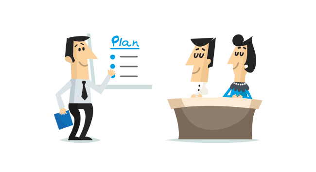 Schritt 4: Konzept & Plan